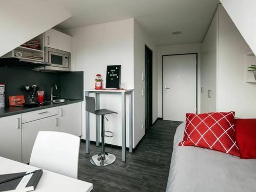 Gemütliche Einzimmer-Studentenwohnung in der Nähe des Stadtzentrum - Münster